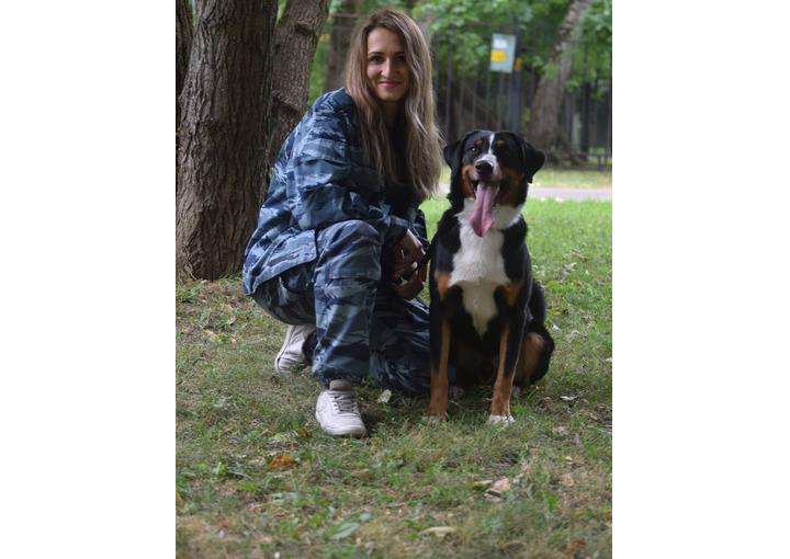 Профессиональный кинолог для дрессировки собак в Москве